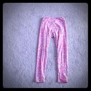 Pink flower pants 👖🌺
